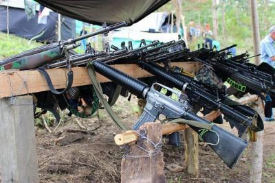 ¿Se ampliará el plazo para que las Farc entreguen las armas escondidas?