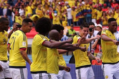 Colombia se enfrentará a Camerún en Madrid