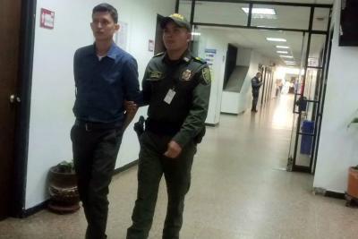 Hombre capturado con droga en  Palonegro fue enviado a la cárcel