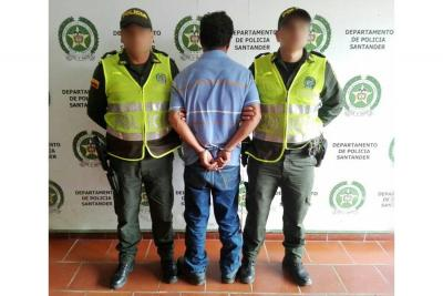 Hombre fue capturado por acto sexual abusivo con menor de edad