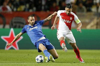 Mónaco apelará al heroísmo para remontar ante Juventus