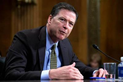 Donald Trump despidió al director del FBI