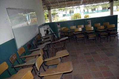 Descubren 65 colegios 'fantasma' en Bucaramanga