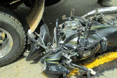 Más del 50% de los muertos por accidentes de tránsito en 2016 fueron motociclistas