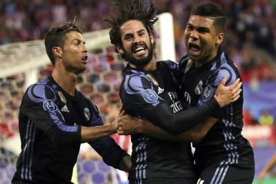 Real Madrid se clasificó a la final de la 'Champions'