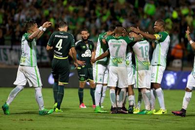 Nacional venció al Chapecoense y se coronó campeón de la Recopa Sudamericana