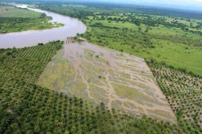 Alerta por el aumento en niveles de ríos en Santander