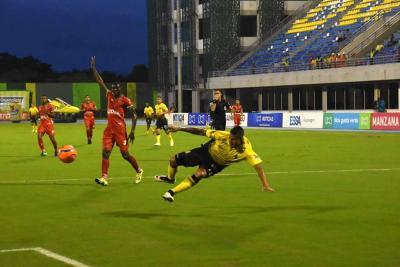 Alianza derrotó 1-0 a Patriotas y se metió en el grupo de los ocho