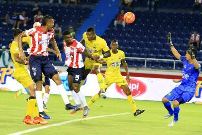 Atlético Bucaramanga perdió y no tiene margen de error