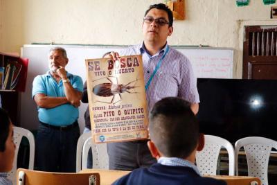 Buscan certificar siete municipios libres de chagas