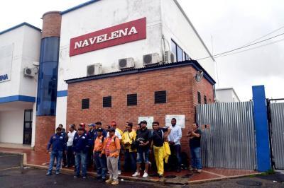 Exigen pago de salario a Navelena