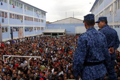 El Inpec anunció que no dejarán entrar más presos a las cárceles de Colombia