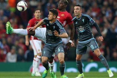 Manchester United y Ajax jugarán la final tras eliminar a Celta y Lyon