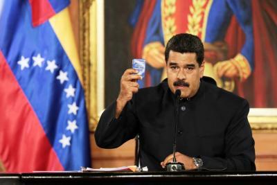 Maduro anunció fecha de elecciones presidenciales en Venezuela