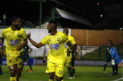 Atlético Bucaramanga ganó y no renuncia a la clasificación