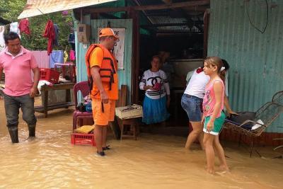 Dos muertos y 150 damnificados dejan  lluvias en Villavicencio