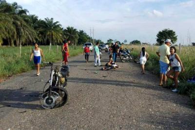 Tres motociclistas muertos habría dejado piques ilegales en Santander