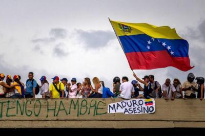 Oposición informó sobre dos muertes durante protestas en Venezuela