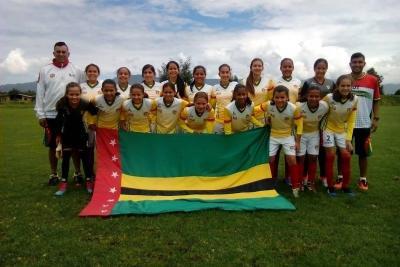 Santander venció a Meta y se acerca a semifinales del Nacional de Fútbol Femenino