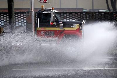 Temporada de lluvias se extendería hasta junio
