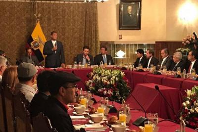 Se reinician los diálogos de paz entre el Gobierno y el Eln