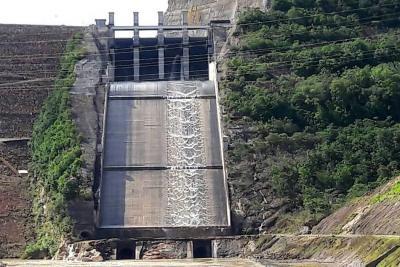 Denuncian que hay grietas en la represa de Hidrosogamoso