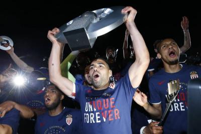 Falcao y Cuadrado campeones con Mónaco y Juventus