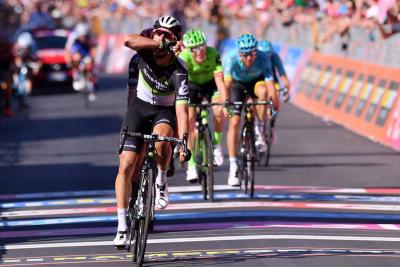 Omar Fraile se impuso en la etapa 11 del Giro de Italia