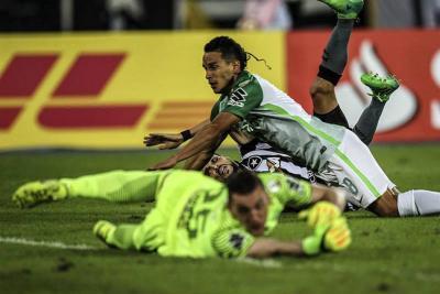 Nacional quedó eliminado en primera ronda de la Copa Libertadores
