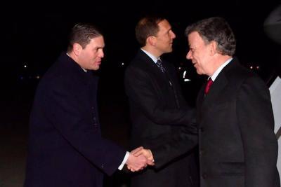 Renunció Juan Carlos Pinzón a su cargo de embajador de Colombia en Estados Unidos