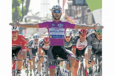 Fernando Gaviria, el nuevo bólido del ciclismo mundial