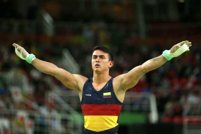 Jossimar Calvo ganó medalla de oro en Mundial de Croacia