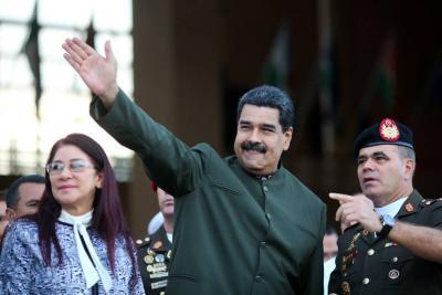 Constituyente es irreversible y nadie la va a detener: Maduro