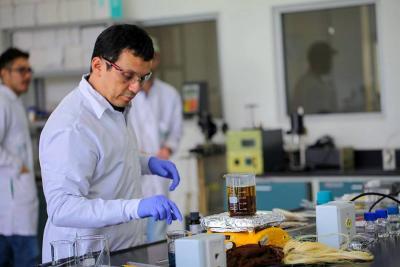 UIS logró patente en recuperación de aguas con proyección internacional