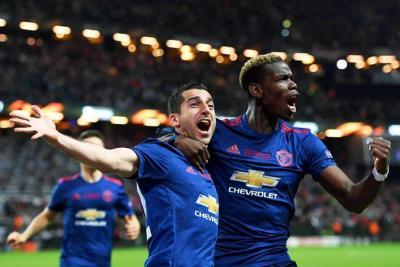 Manchester United es el ganador de la Liga de Europa