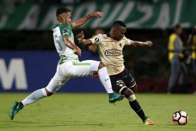 Atlético Nacional se quedó sin Libertadores y sin Suramericana