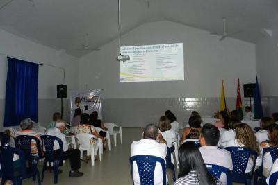 Hospital Regional de San Gil presentó informe de cuentas 2016