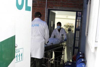 Obrero falleció tras caer en una construcción de Bucaramanga