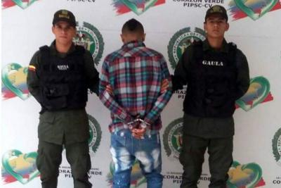 Cayó un hombre que habría extorsionado a mujer de 78 años en Bucaramanga