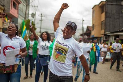 En Chocó llegan a un acuerdo y levantan el paro cívico