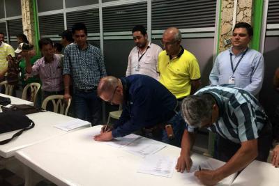 Ecopetrol y El Centro llegaron a un acuerdo en Santander