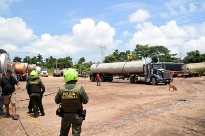 Murió otro herido en explosión de tanque en Barrancabermeja