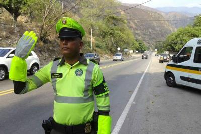 Llegaron más carros a Bucaramanga que los que salieron por el puente festivo