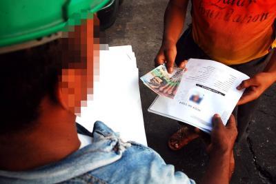 Falsos tramitadores del Acueducto roban en Bucaramanga