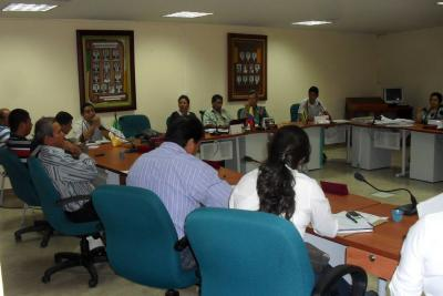 En plena sesión capturan a 4 concejales de Sabana de Torres
