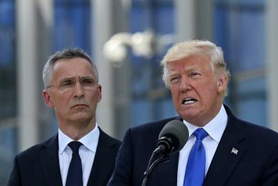 Trump habría decidido que EEUU. saliera del Acuerdo climático de París
