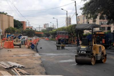 """Al 'Tercer Carril' de Bucaramanga todavía le faltan """"60 días más de obras"""""""