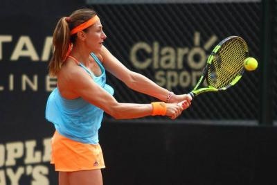 Colombiana Mariana Duque avanzó a tercera ronda de Roland Garros
