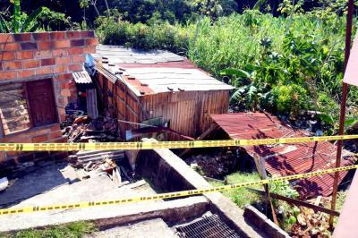 La tierra avisó en Santander y se logró evitar una tragedia mayor
