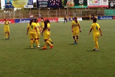 Atlético Bucaramanga perdió 0-1 ante Santa Fe en Liga Profesional Femenina